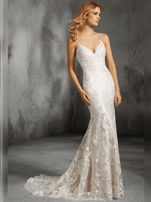 Laura Wedding Dress - Morilee Madeline Gardner