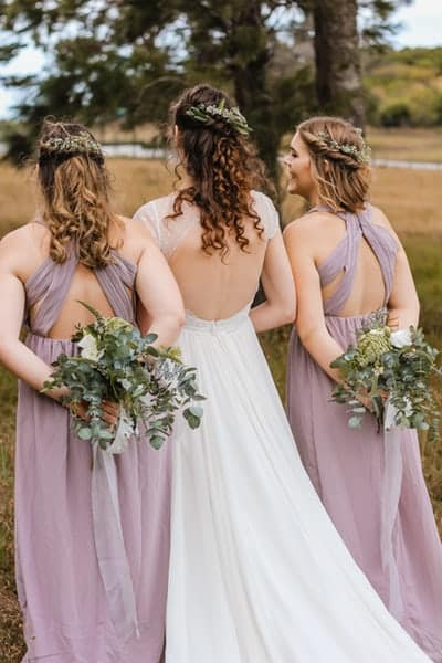 How to Pick Your Matron of Honor