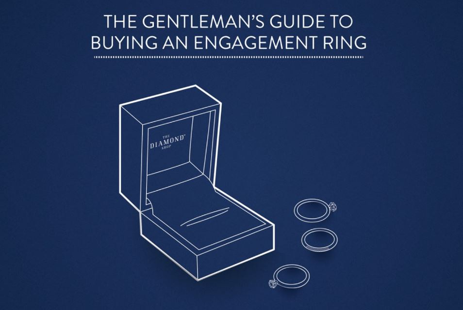 The Gentleman's Guide to Buying an Engagement Ring
