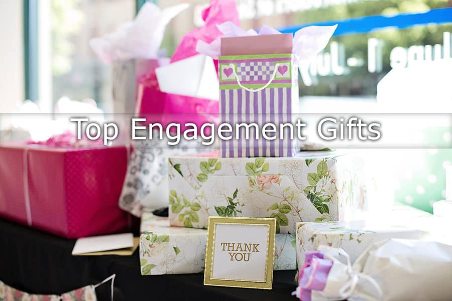top engagement gifts