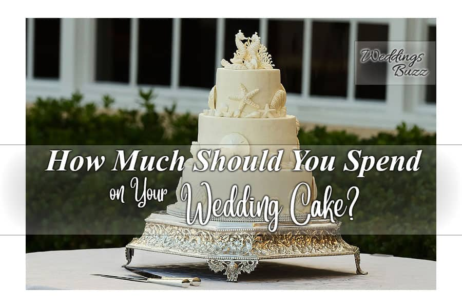 wedding cake cost and other expenses