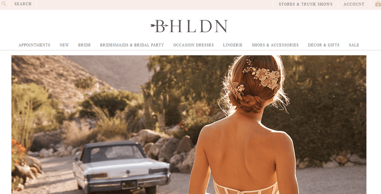 bhldn website