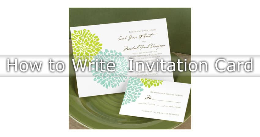 Swell Here Are Tips On What To Write In A Youre Invited Card With Personalised Birthday Cards Paralily Jamesorg
