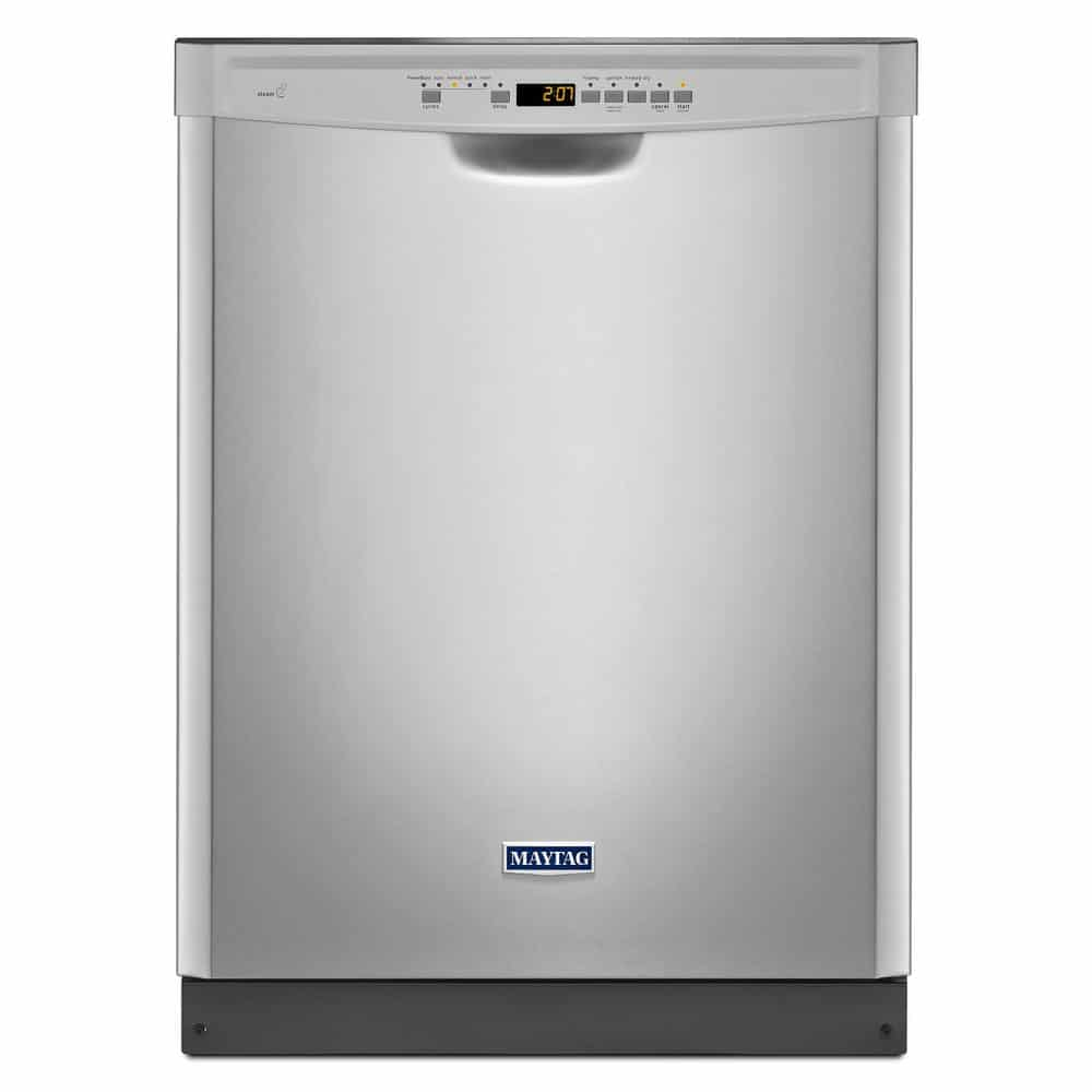 Maytag 24 in. Front Control Built-In Dishwasher