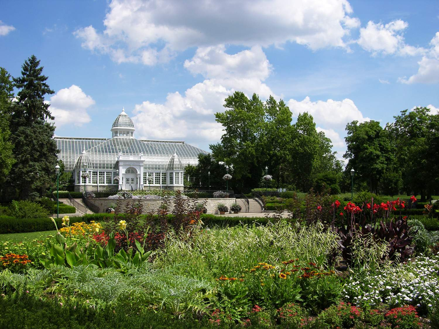 Franklin Park Conservancy and Botanical Gardens